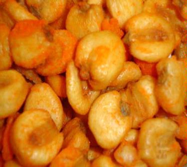Cheesy Cheddar Toasted Corn Nuts