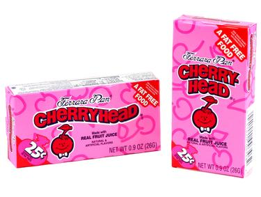 Cherryhead Mini Candy Balls