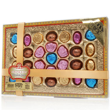 Passover Assorted Chocolate Gems Gift Box