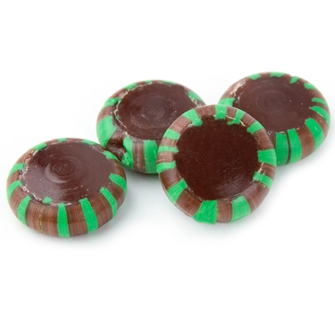 Chocolate Mint Starlight Candy