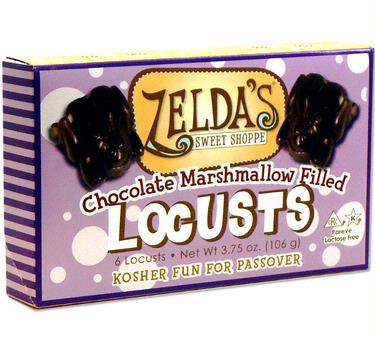 Marshmallow Filled Chocolate Frogs & Locusts Gift Box Set