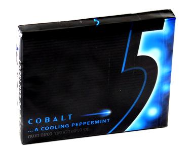 Cobalt 5® Cooling Peppermint Stick Gum