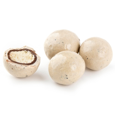 Coffee & Cream Malted Milk Balls