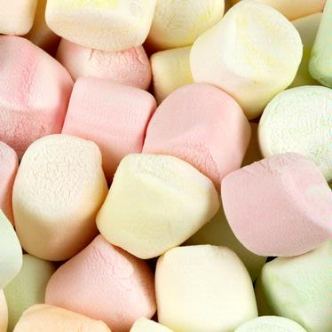 Bite Size Fruit Flavored Marshmallows - 7 oz Bag