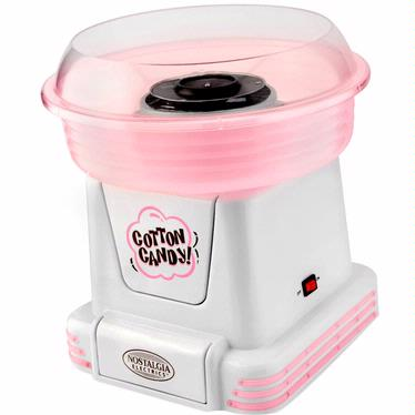 Hard & Sugar-Free Candy Cotton Candy Maker