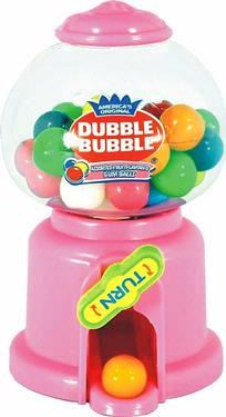 Dubble Bubble Gumball Dispensers