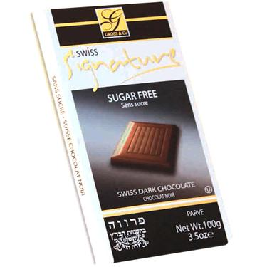 Sugar Free Dark Chocolate Bar