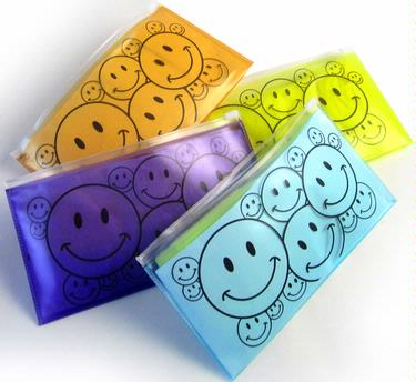 Purim Joy Pencil Case - 10-Pack