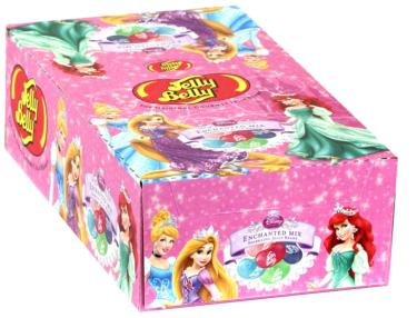 Jelly Belly Disney Princess Jelly Beans - 1 oz Bag - 24CT Case