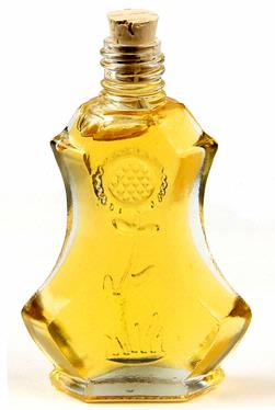 Floral Fantasy Honey Bottle