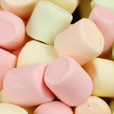 Assorted Fruit Flavored Marshmallows - 8 oz Bag