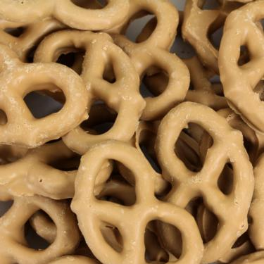Ginger Bread Yogurt Pretzels - 8 oz Box