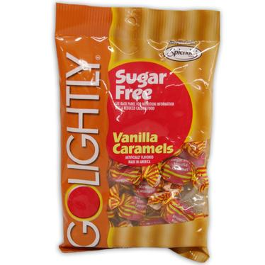Go Lightly Sugar Free - Vanilla Caramel