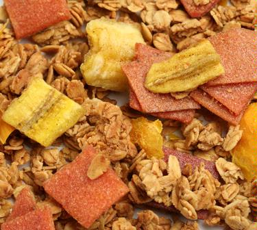 Tropical Fruit Mix Granola