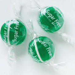 Sugar-Free Green Apple Buttons