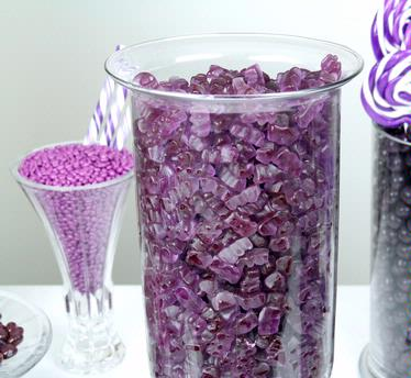Purple Gummy Bears - Grape