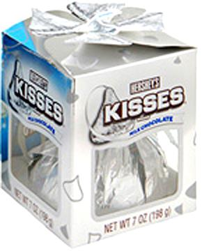 Giant Hershey's Kisses Milk Chocolate in Box