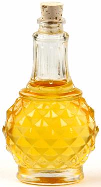 Crystallized Honey Bottle