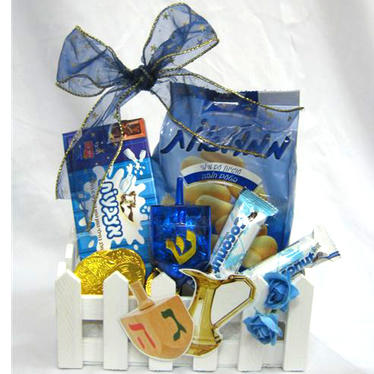 Chanukah Care Gift Basket