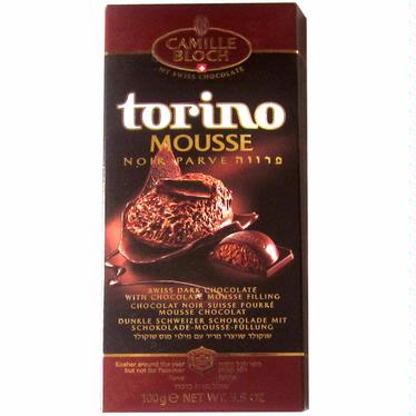 Mousse Dark Chocolate Bar