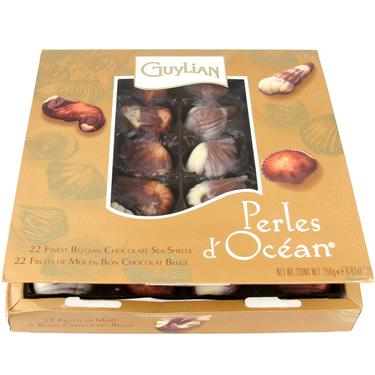 Guylian Perles d'Ocean Chocolate Seashells Gift Box