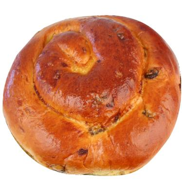 High Holiday Round Raisin Challah