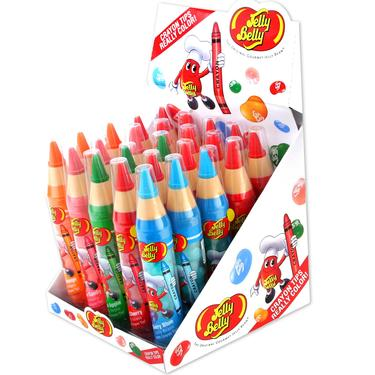 Jelly Bean Crayons - 25CT Box