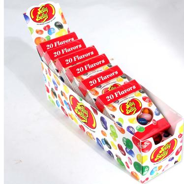 Assorted Jelly Bean Mini Box - 12CT Box