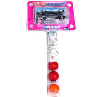 Twin Racing Car Candy Toy