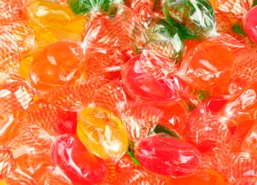 Arcor Fruit Drops Hard Candy - Bulk