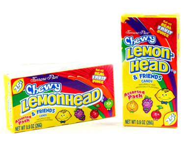 Assorted Lemonhead & Friends Mini Candy Balls