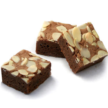 Almond Fudge Brownies