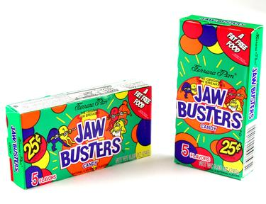 Jaw Busters Mini Jawbreakers