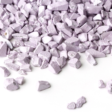 Lavender Amethyst Chocolate Rocks Nuggets