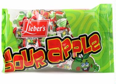 Lieber's Passover Sour Apple Toffee