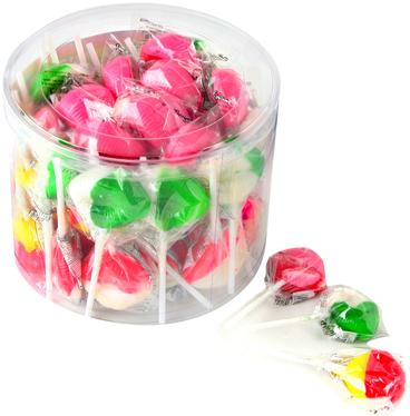 Handmade Lips Lollipops - 40CT Tub