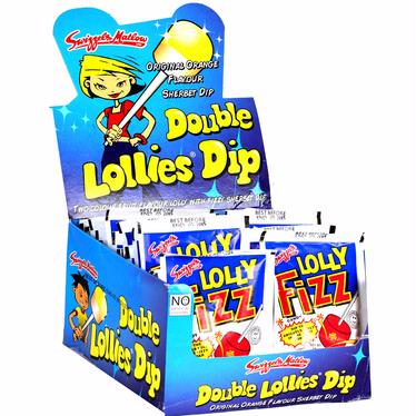 Lolly Fizz Candy - 50CT Case