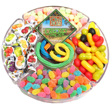 Lucite Candy Camp Tray