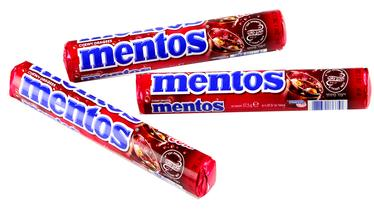 Mentos Fresh Cola Candy Rolls