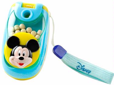 Mickey Mouse Candy Phone