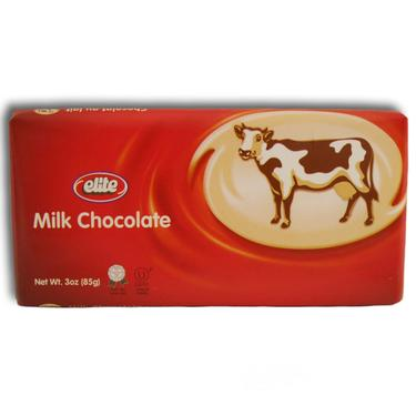 Passover Elite Milk Chocolate Bar - 12PK