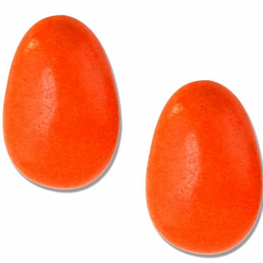 Orange Jordan Almonds