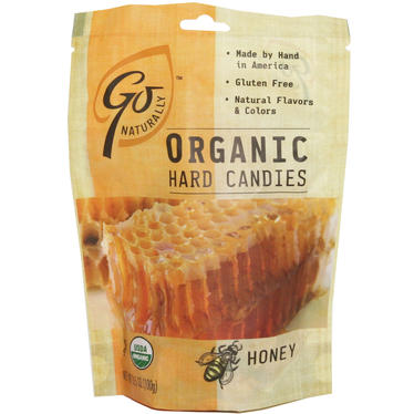 Organic Hard Candy - Honey