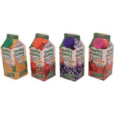Fruit Juice Nuggets Box
