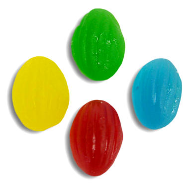 Sour Jelly Ovals