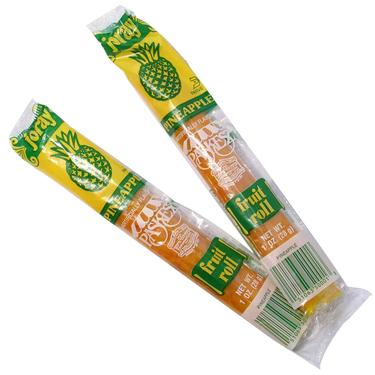 Pineapple Fruit Roll - 48CT Box