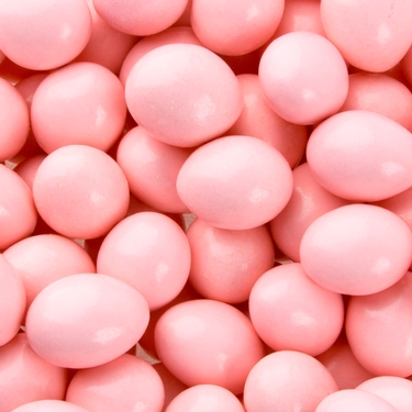 Pink Chocolate Jordan Almonds