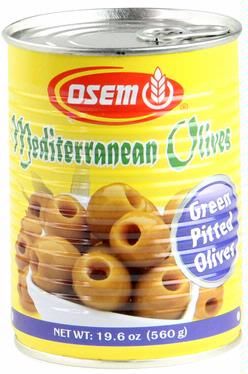 Osem Israeli Pitted Olives