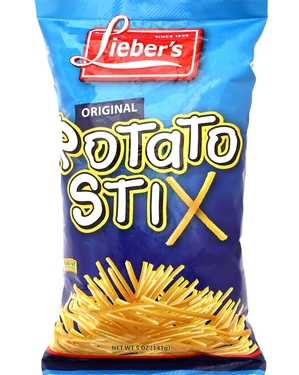 Original Potato Sticks - 60CT Case