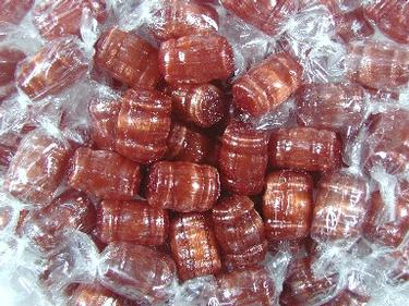 Sugar-Free Root Beer Candy Barrels - Bulk